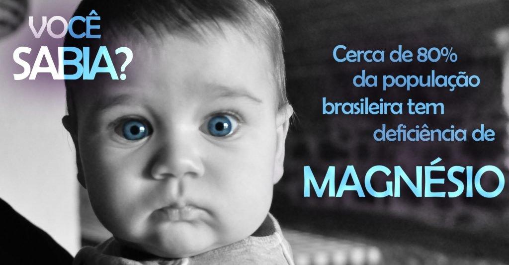 populacao brasileira deficiente de magnesio