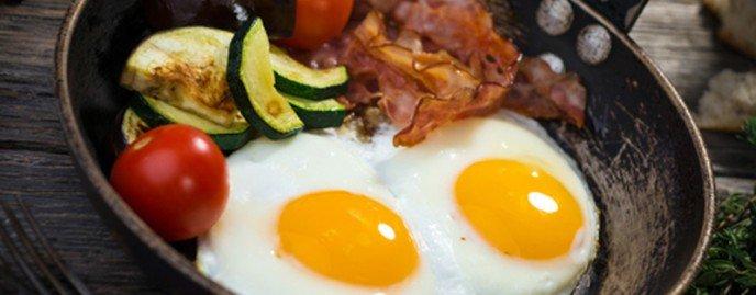 ovos-com-bacon-dieta cetogênica