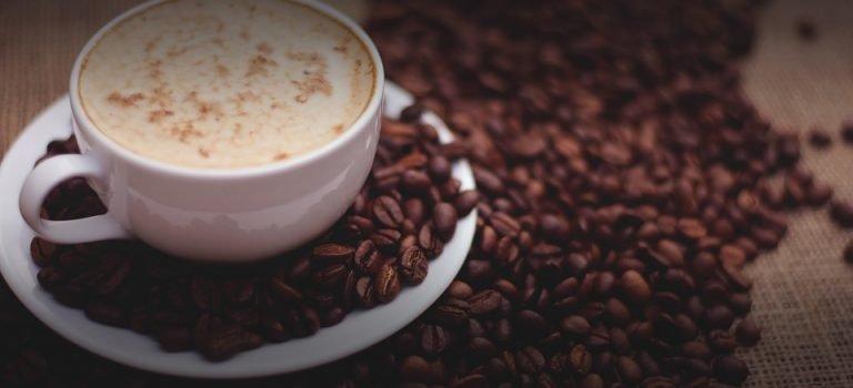 Café com Óleo de Coco Termogênico